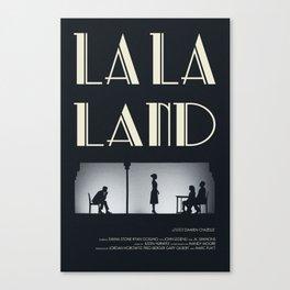 La La Land - Audition Canvas Print