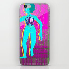 WHAT DOESN'T KILL YOU iPhone Skin