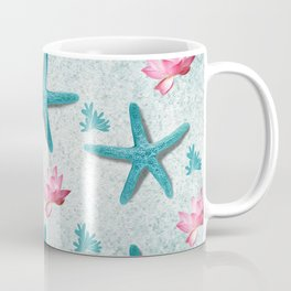 Starfish Wishes Coffee Mug