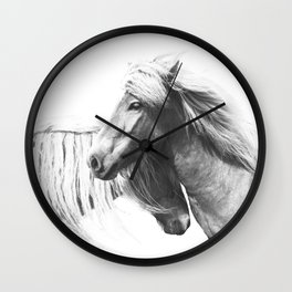 Wild Love Wall Clock