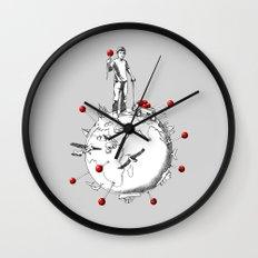 World Traveler Wall Clock