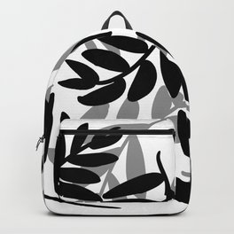 The Black Leaves Backpack