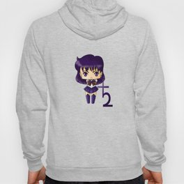 Sailor Saturn Hoody