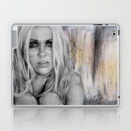 I want you in my life Laptop & iPad Skin