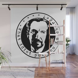 What idiot put you in charge? Wall Mural