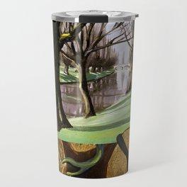 Avon River, Christchurch Travel Mug