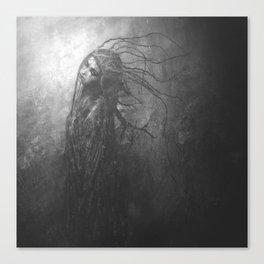 Immortally Insane Canvas Print