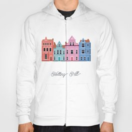 Vector Cities - Notting Hill Hoody