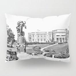 Moses-Ludington Hospital 1930 Pillow Sham
