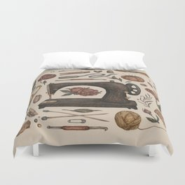Sewing Collection Duvet Cover