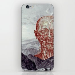 Land of Discovery iPhone Skin