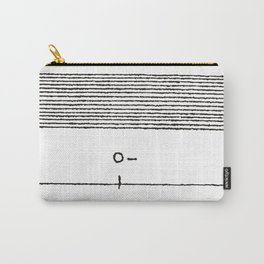 ARCHITECTURE1 Carry-All Pouch