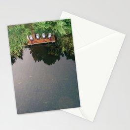 Cottage Dock Stationery Cards