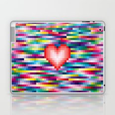 Mega ☐ Love Laptop & iPad Skin