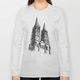 church of the survivor Long Sleeve T-shirt