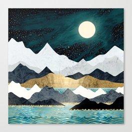 Ocean Stars Canvas Print