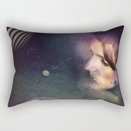 Theorem B Rectangular Pillow