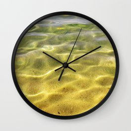 Sitges Sparkle Wall Clock