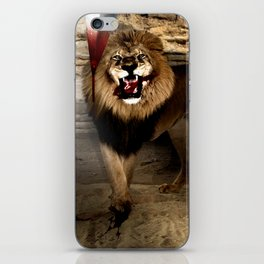 For The Glory of Blood iPhone Skin