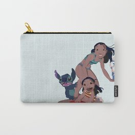 Hawaiian roller coaster ride  Carry-All Pouch