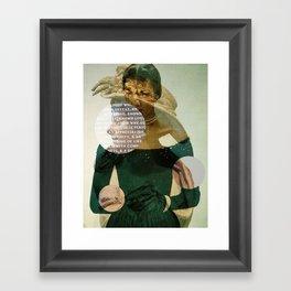 CCCC! Framed Art Print