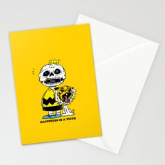 Happiness Is A Tiger Stationery Cards