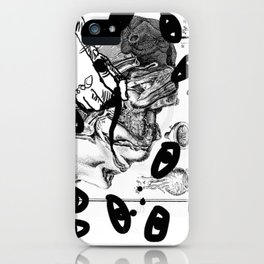 Eyes Further iPhone Case