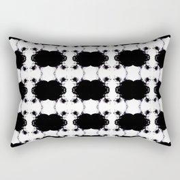 Skull Repeat Rectangular Pillow