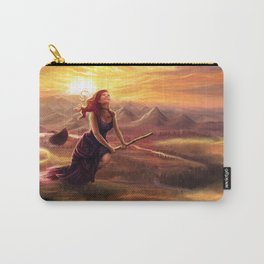 Free Witch Carry-All Pouch