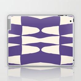 Zaha Ultra Violet Laptop & iPad Skin