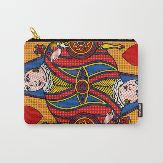 Queen of Pop Carry-All Pouch