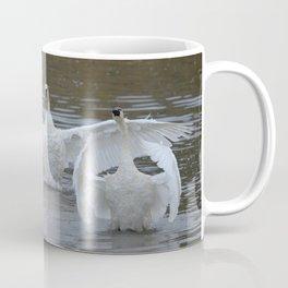 Swan Dance - Two out of Three Coffee Mug