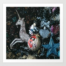 Christmas gifts Art Print
