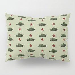 Tank pattern Pillow Sham
