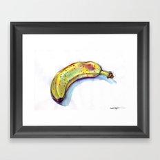 Banana! Framed Art Print