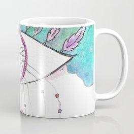 Endless Skies-Sea Glass Coffee Mug