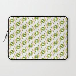Lightning Pattern - Citrus Laptop Sleeve