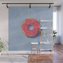 FAST FOOD / Donut Wall Mural