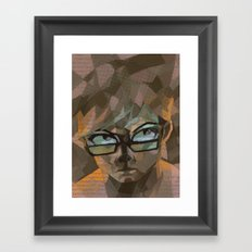 Mainpage Framed Art Print