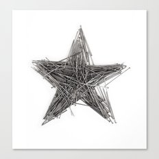 WRONG STAR Canvas Print