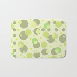 green tea Bath Mat