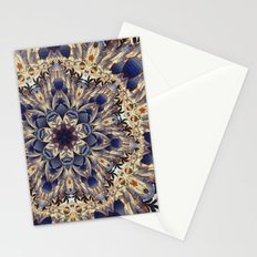 Morris Tapestry Mandala Stationery Cards