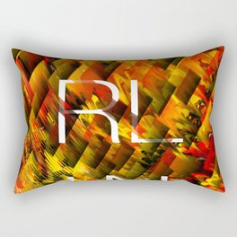 CAMO BERLIN Rectangular Pillow