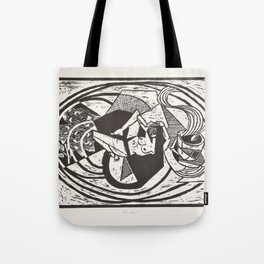 Intertwinement Tote Bag