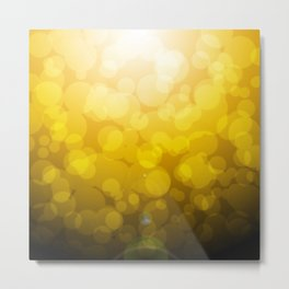 Waking from a dream Metal Print
