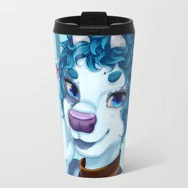 Bluebell Smile Travel Mug