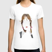 britney T-shirts featuring Britney by Bethany Mallick