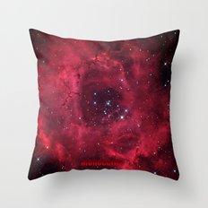 ROSETTA - NEBULA. Throw Pillow
