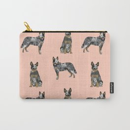 Australian Cattle Dog blue heeler dog breed gifts for cattle dog owners Carry-All Pouch