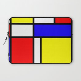 Mondrian 4 #art #mondrian #artprint Laptop Sleeve